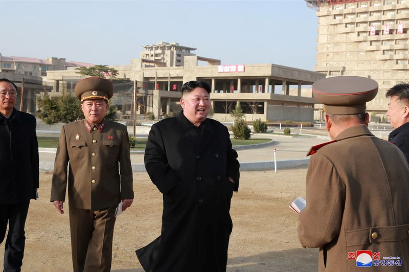 Satellite images of luxury boats further suggest North Korea's kim at favoured villa - experts