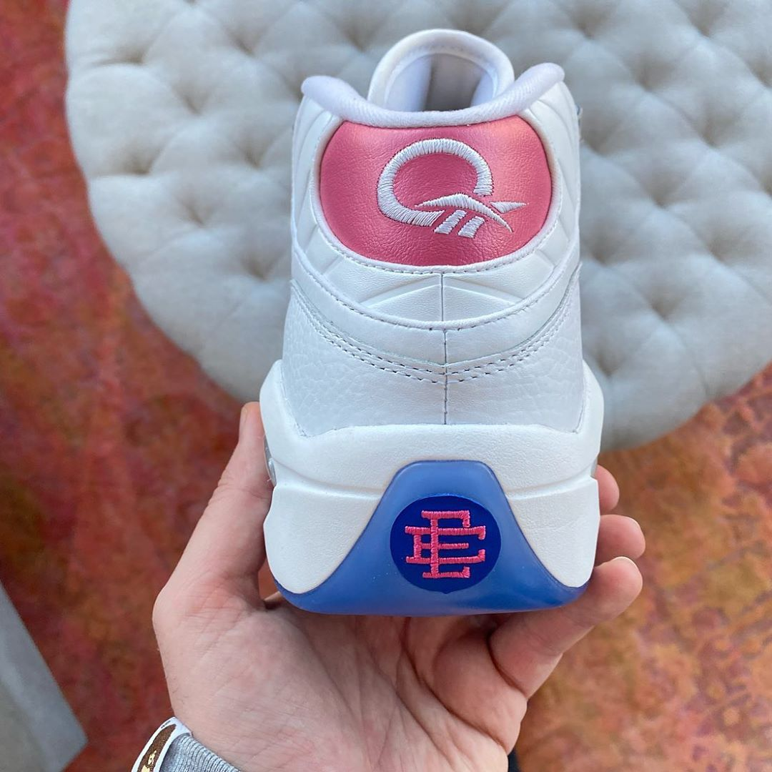 Eric Emanuel Adds His Branding to the Reebok Question