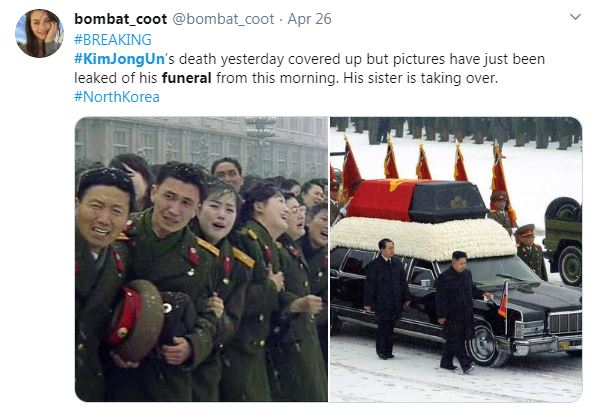 Fact Check: Pictures claiming to be from Kim Jong Un's funeral go viral, here's the truth
