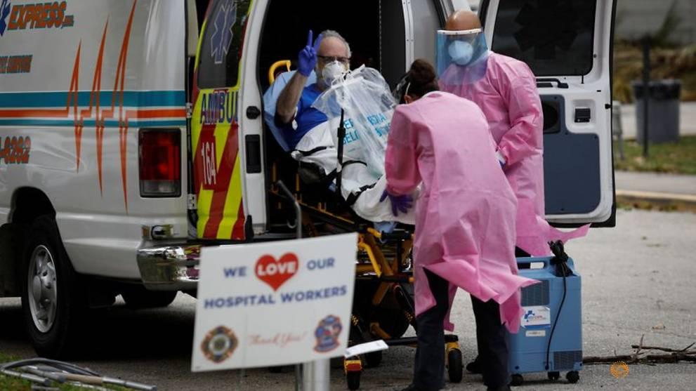 Florida to unveil plan to ease coronavirus shutdown
