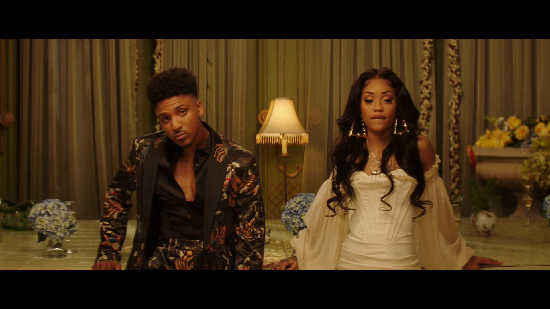 """Premiere: Mitch Links With Ann Marie for """"Like This"""" Video"""