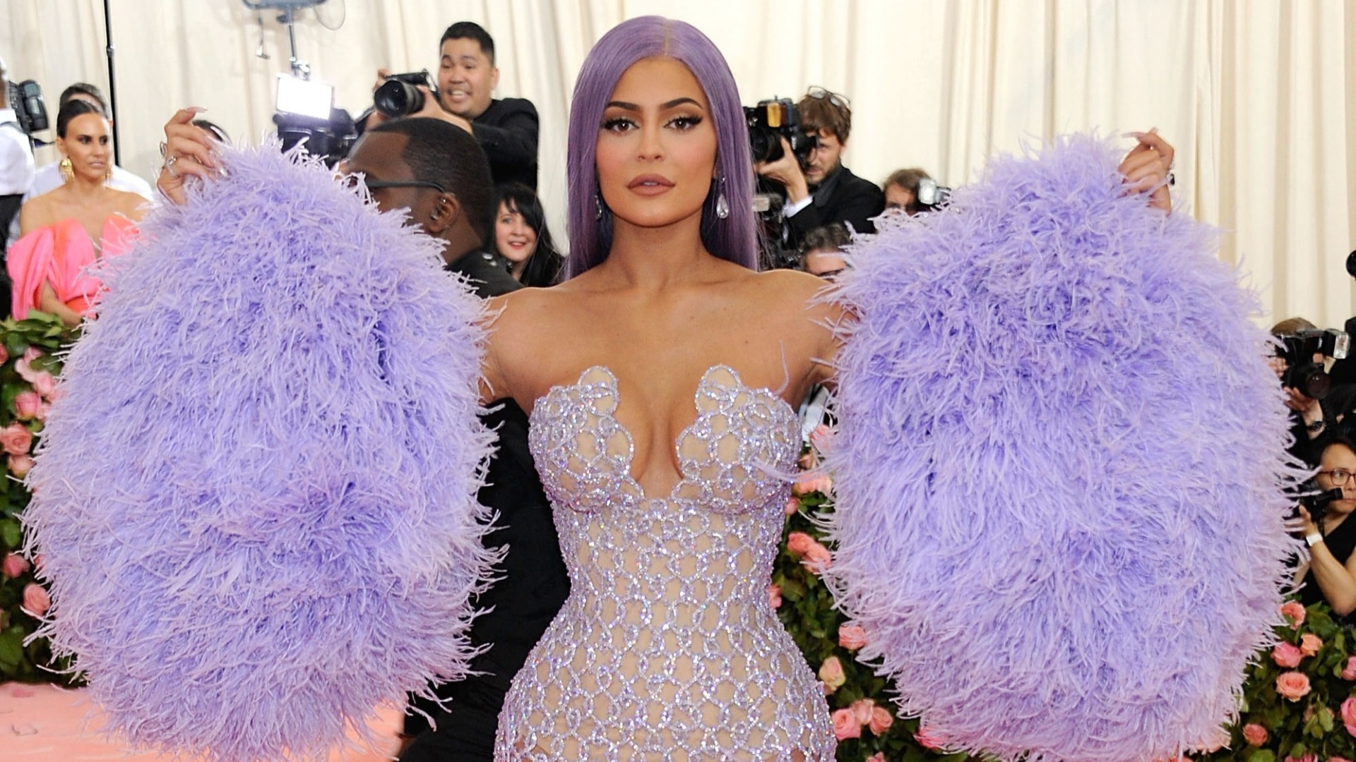 Kylie Jenner Reportedly Takes Legal Action Against Company for 'Stormi Couture' Trademark