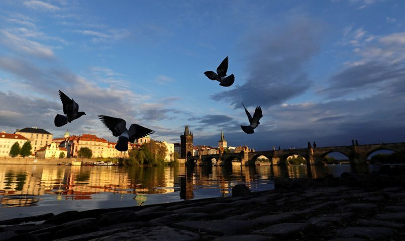 Czechs say coronavirus spread contained, to carefully reopen
