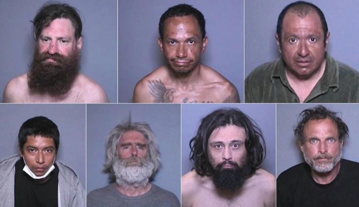 美国7名高风险性犯罪者提前获释 检察官警告公众:他们极可能再犯