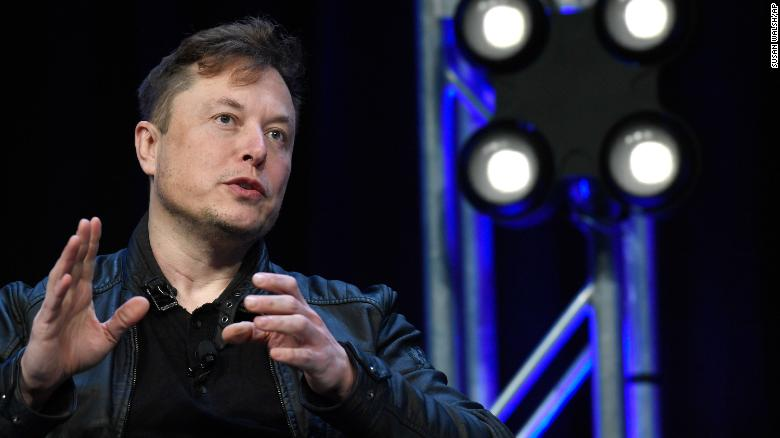 Elon Musk criticizes coronavirus stay-at-home orders, calling them 'fascist'