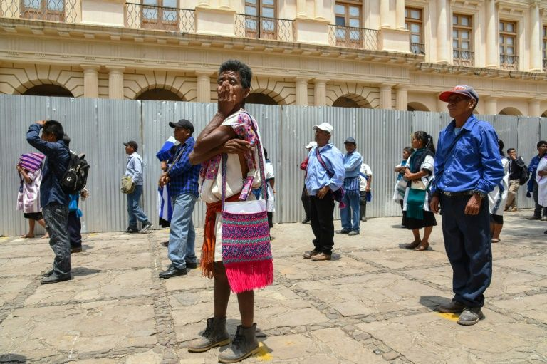 Already poor, mexican indigenous people face virus with few defenses