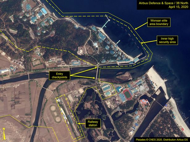 Satellite images of luxury boats add more mystery to Kim Jong-un's whereabouts