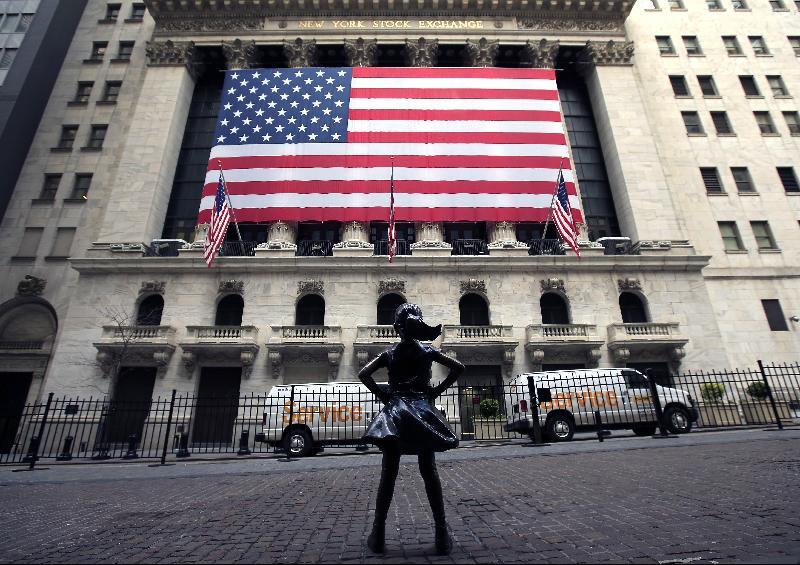 美国首季GDP萎缩4.8%揭开经济衰退序幕