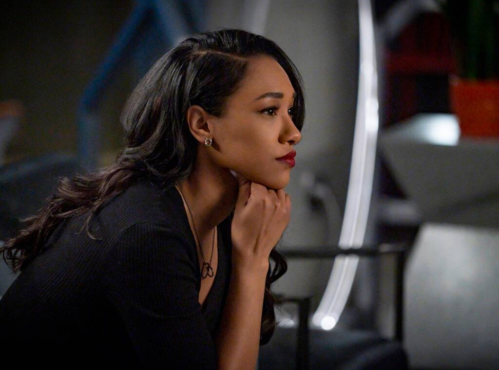 Why The Flash's Candice Patton Thought She Ruined That WestAllen Scene