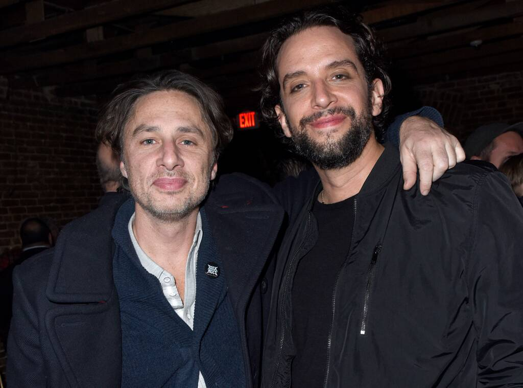 Why Nick Cordero's Family Is Living at Zach Braff's Guest House During Coronavirus Battle