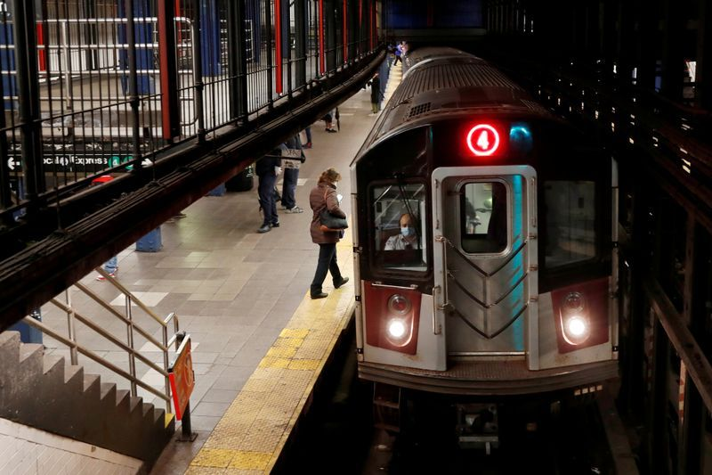 Overnight closure of New York subways May presage bigger changes