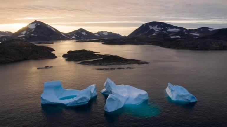 """北极上空最大臭氧空洞""""愈合"""",世界气象组织:与疫情完全无关"""
