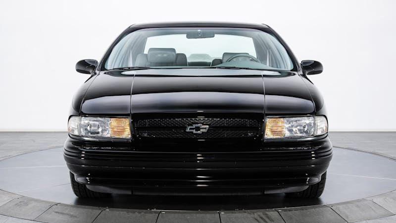 Impala SS vs. Marauder: Recalling Detroit's muscle sedans