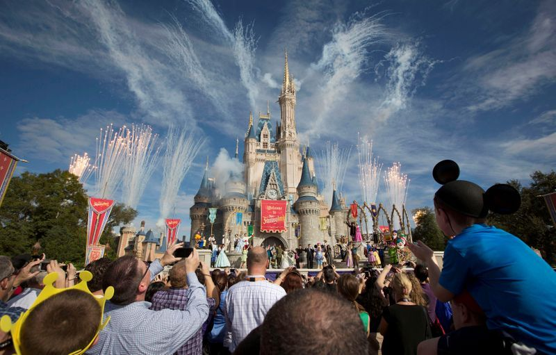 Long lines, lots of kids, and plenty to touch: how does disney reopen its parks?
