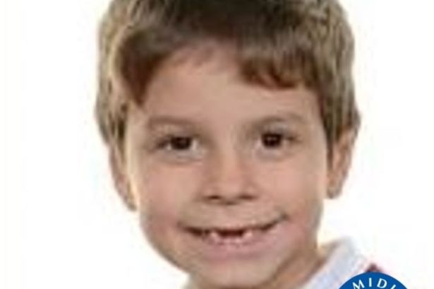 Police release new picture of boy, 7, who vanished during shopping trip with dad