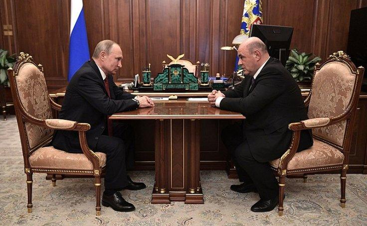 Russian Prime Minister Mikhail Mishustin tests positive for Coronavirus: How is Putin doing?