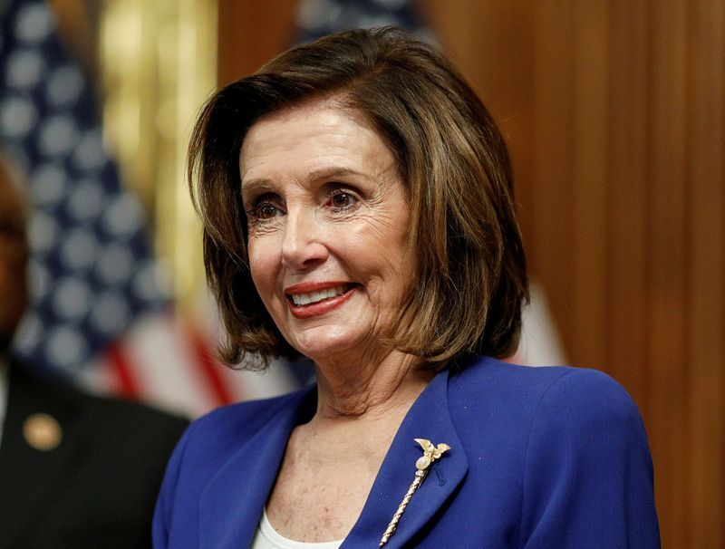U.S. States, local governments could need nearly $1 trillion for pandemic - pelosi