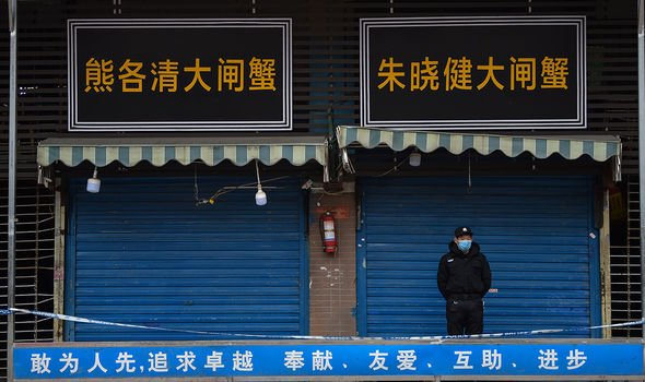 China fury: Why bat trade STILL poses huge threat as experts fear wet market U-turn