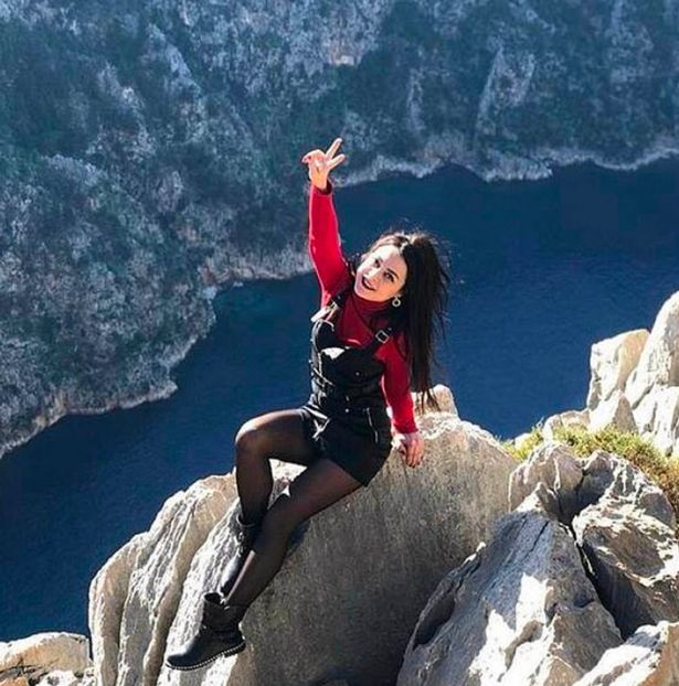 Woman plunges 115ft to death after posing for photo to celebrate end of lockdown