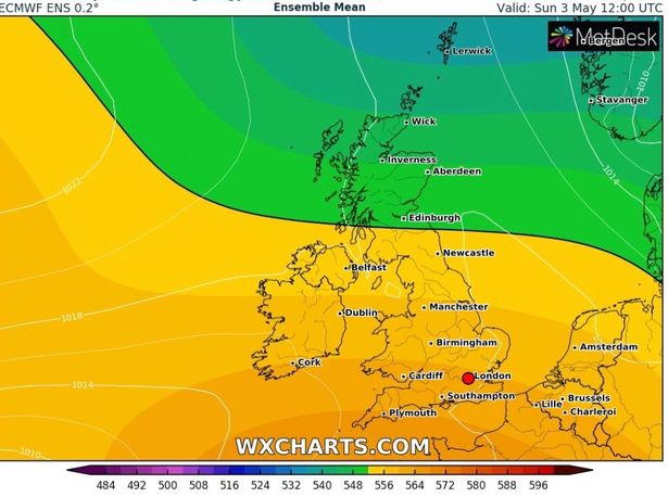 UK weather: Storms make way for 17C sunshine this weekend - the sixth spent on lockdown