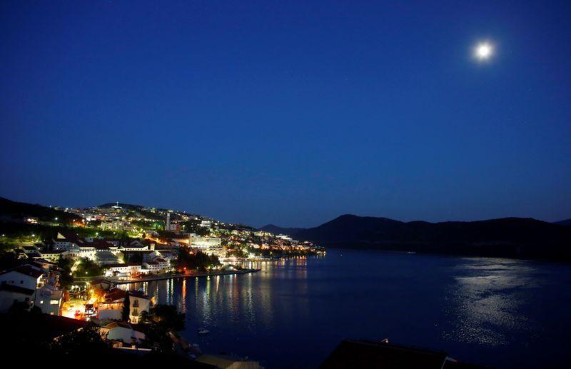 Bosnia's coronavirus-free adriatic resort charges disinfection entrance fee