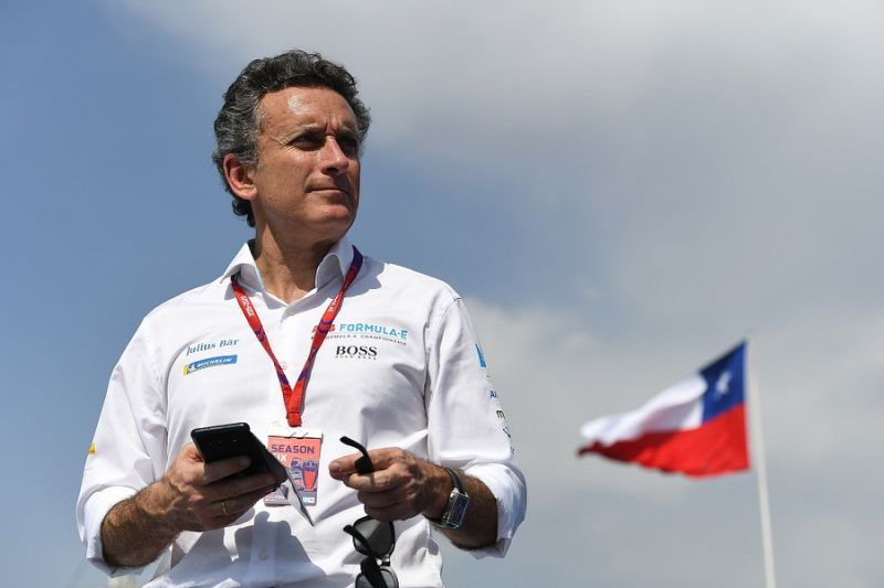 Agag: Motorsport still has big role to play in internal combustion development