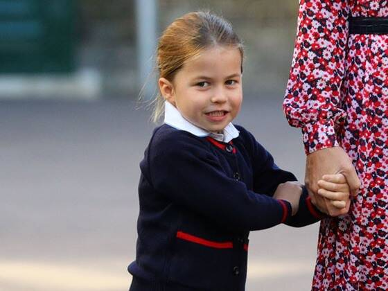 Princess Charlotte Rings in Her 5th Birthday With Adorable New Portraits