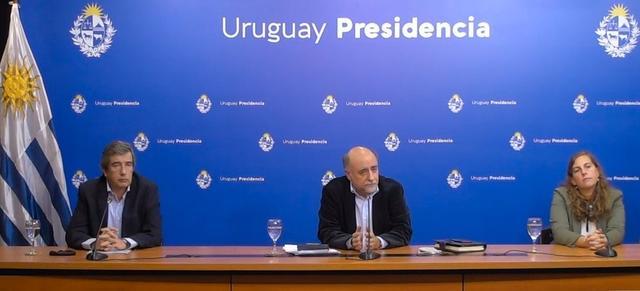 乌拉圭新增5例新冠肺炎确诊病例 累计确诊648例