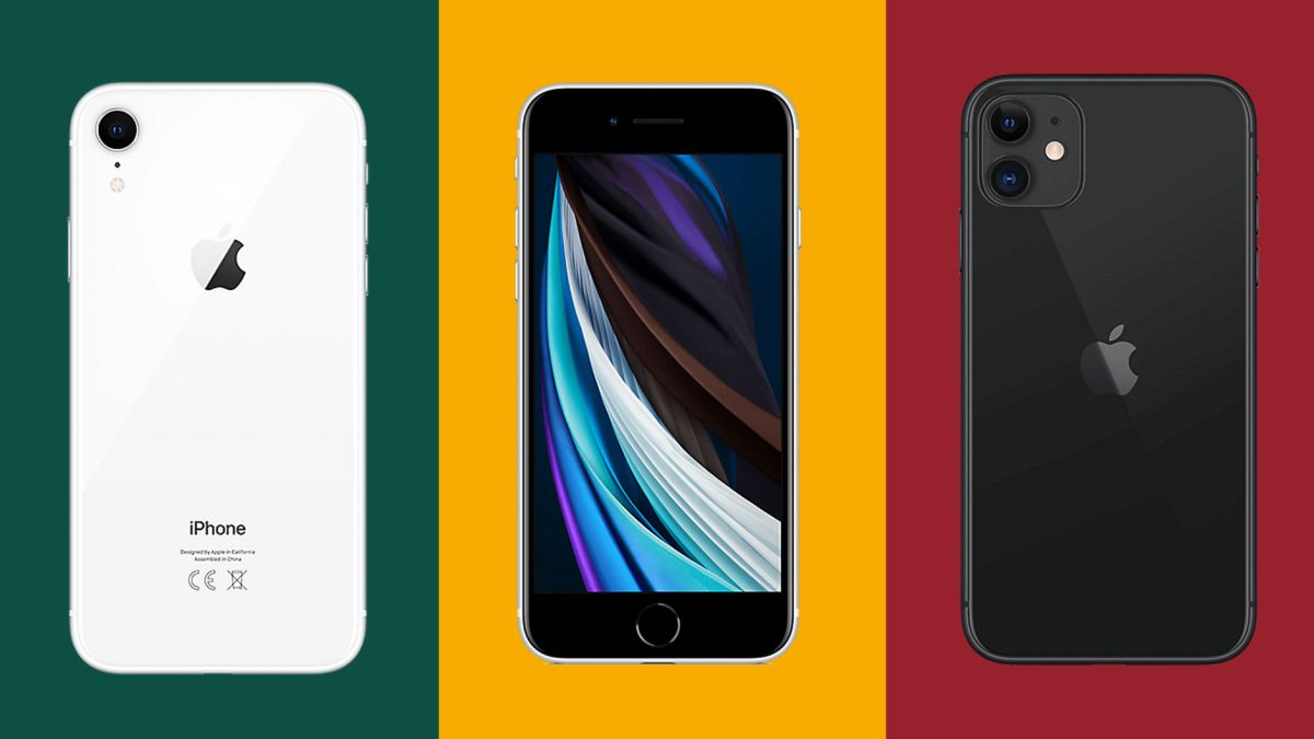 iPhone SE 2020 vs iPhone 11 vs iPhone XR: which cheap iPhone is for you?