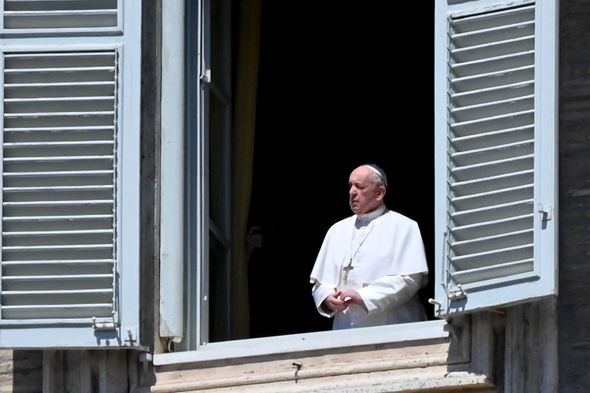 Pope in massive feud with Italian bishops as Holy Father orders churchgoers to stay home