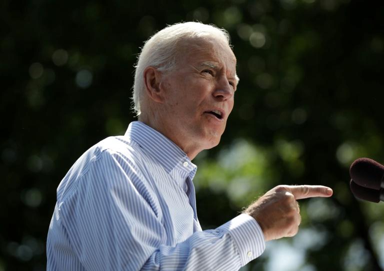 Biden: Alleged sex assault 'never happened'