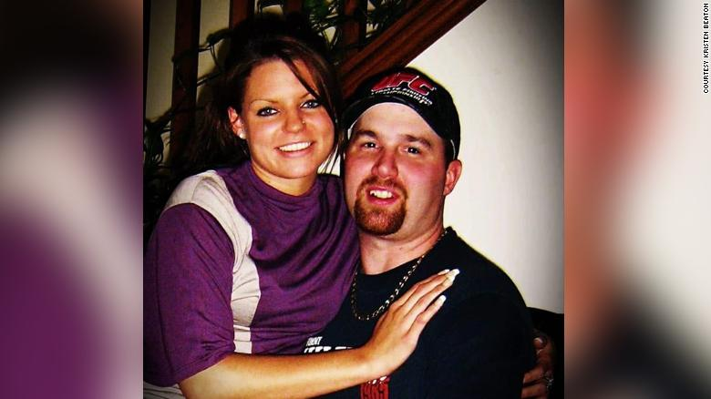 His pregnant wife was killed in a mass shooting. Her dying wish was for healthcare workers to have PPE