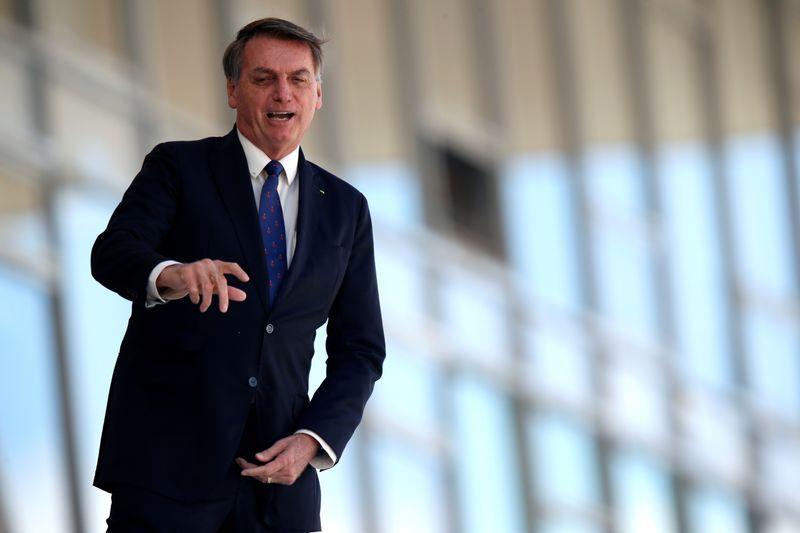 Brazil's top court blocks bolsonaro move to expel venezuelan diplomats
