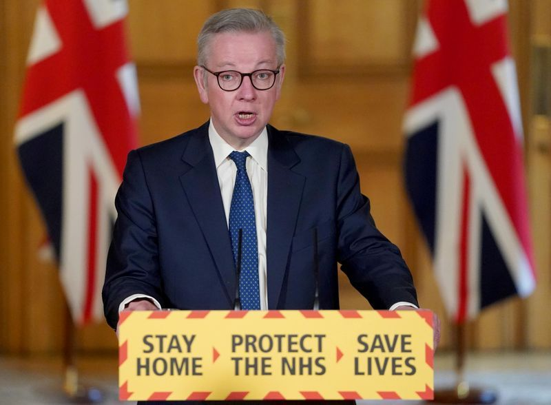 Britain to trial new coronavirus tracing system