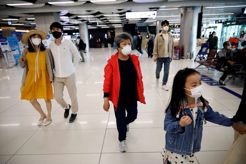 South Korea scrambles to contain Seoul nightclub coronavirus outbreak