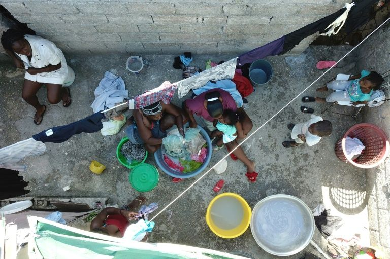 For haitians, die of hunger today or coronavirus tomorrow?