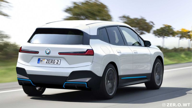 Production-spec BMW iNext could look a lot like this rendering