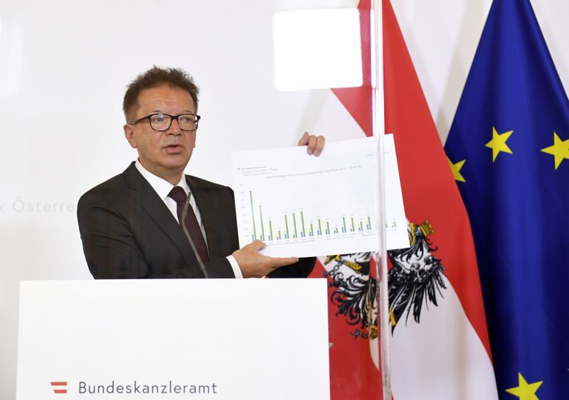 Austria says reopening shops has not accelerated coronavirus infections