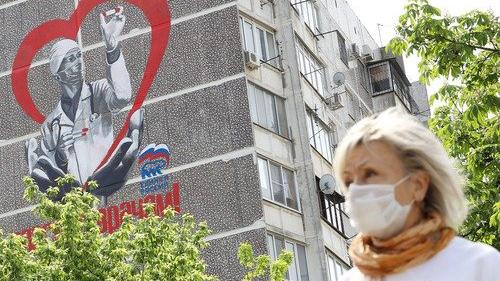 俄罗斯新增确诊病例10102例 累计155370例