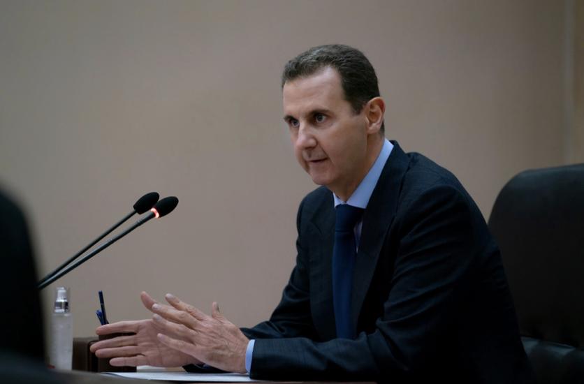 叙利亚总统:若疫情失控 叙利亚将面临灾难
