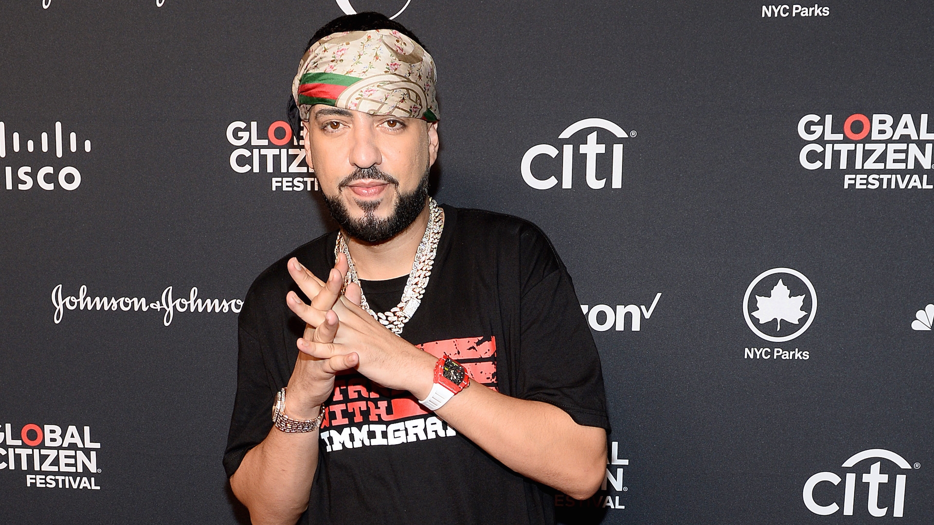 French Montana Says Drake and JAY-Z 'Probably Got Me' in a Hits Battle