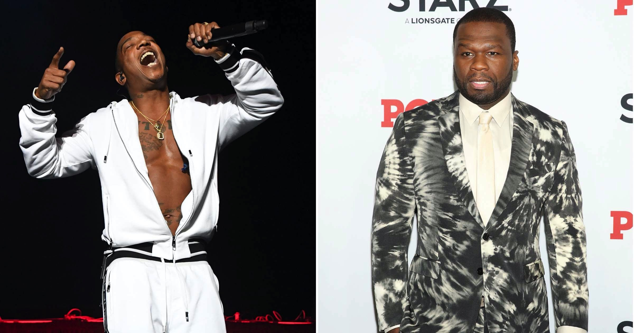 The entire history of 50 Cent and Ja Rule's long-running feud as the hip hop stars beef again