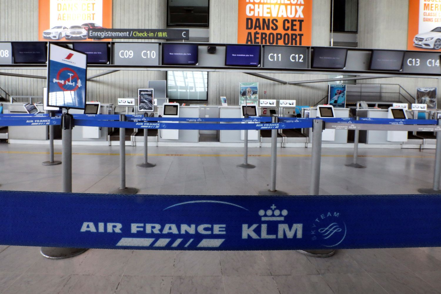 EU clears €7bn in state aid for Air France