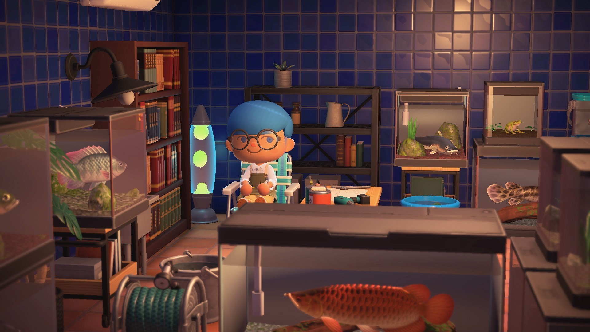 Fans paid up to £40 an hour to be Animal Crossing: New Horizons interior designer