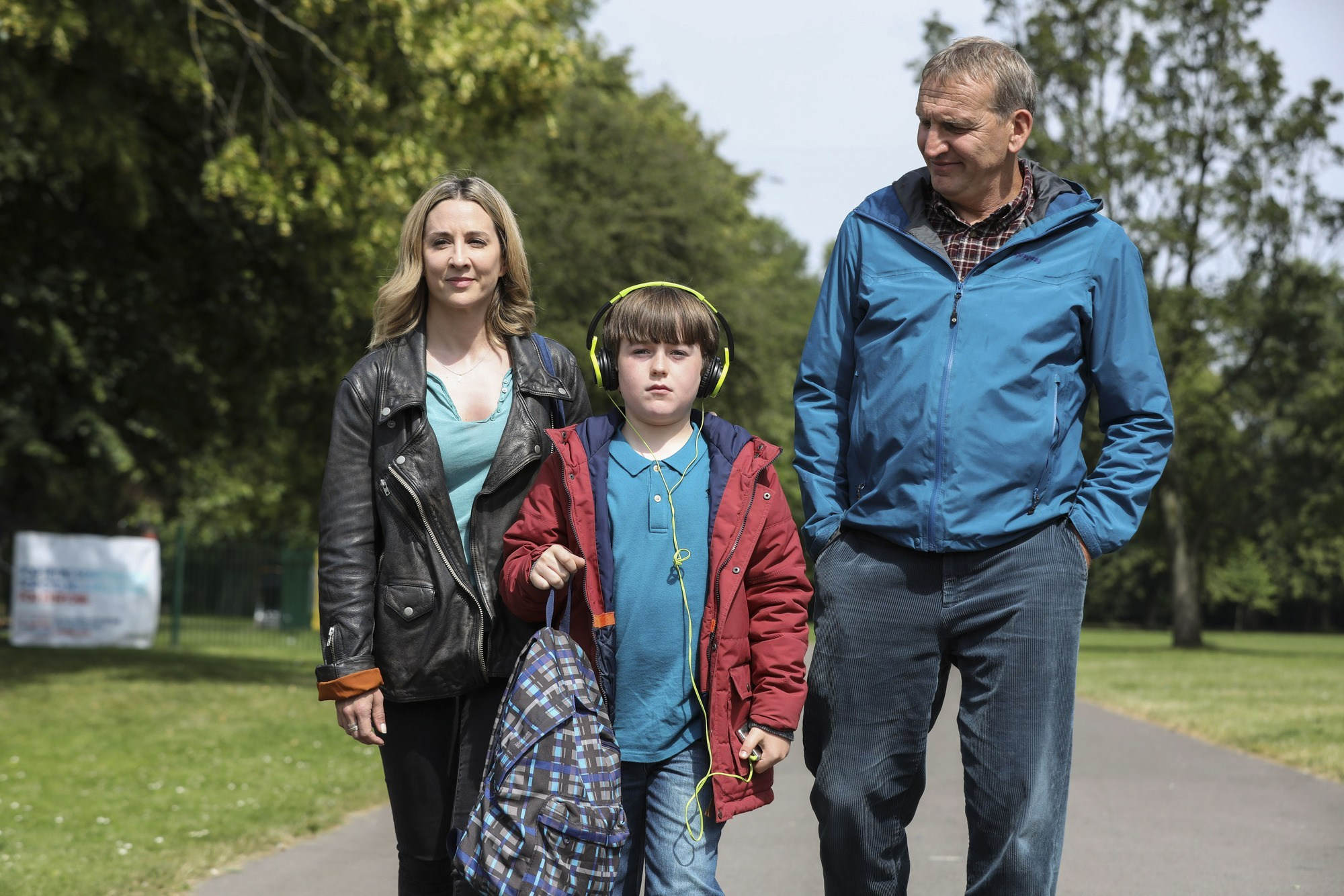 The A Word viewers praise 'national treasure' Christopher Eccleston as drama returns