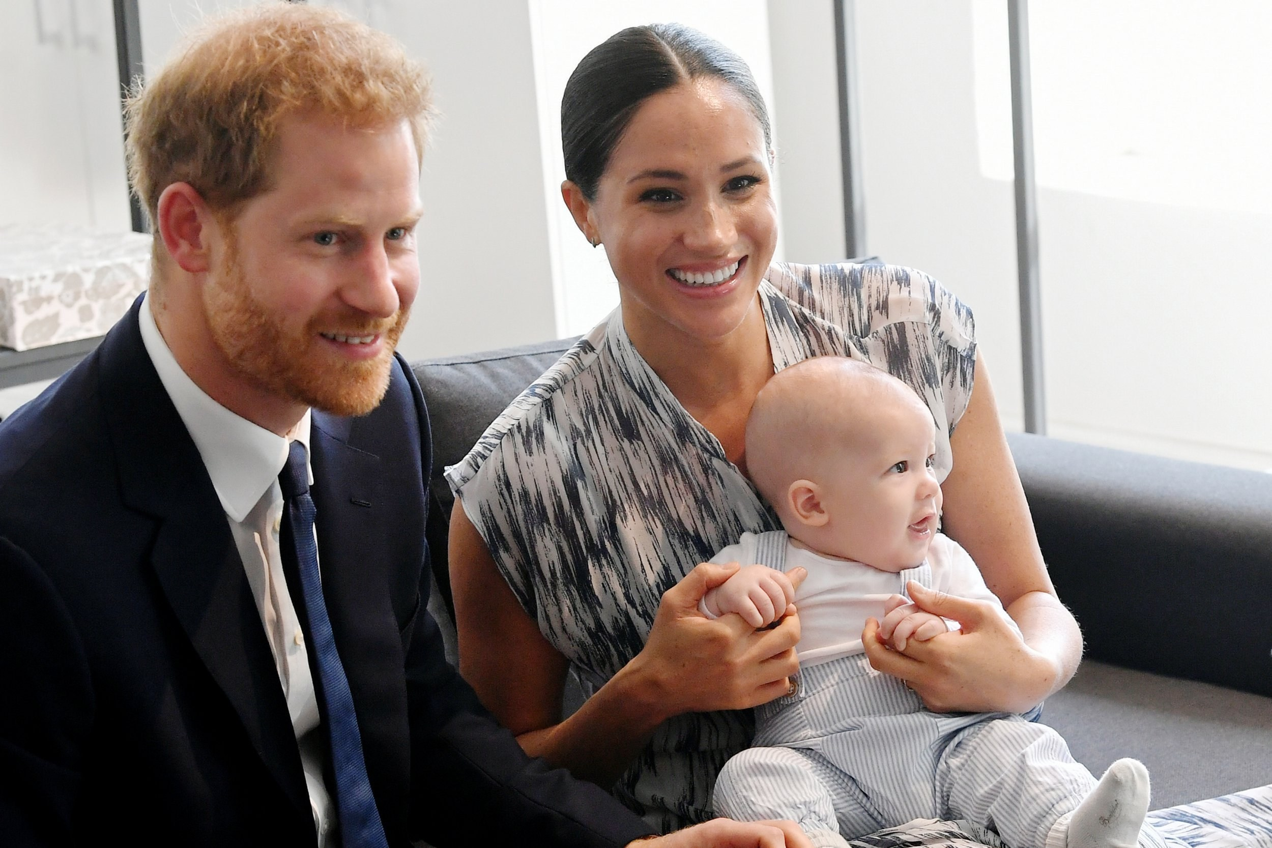 Where are Harry and Meghan living as they celebrate son Archie's 1st birthday?