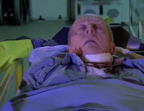 Coronation Street viewers fuming as evil Geoff Metcalfe survives Yasmeen Nazir's bottle attack