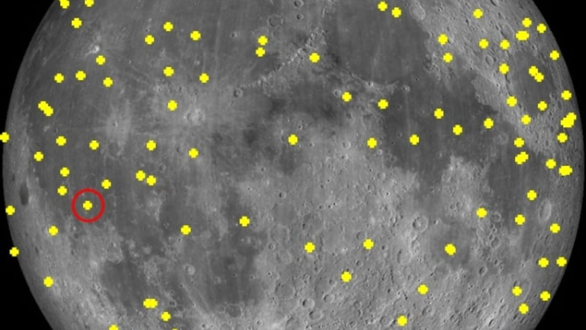 The hunt for asteroid impacts on the moon heats up with new observatory