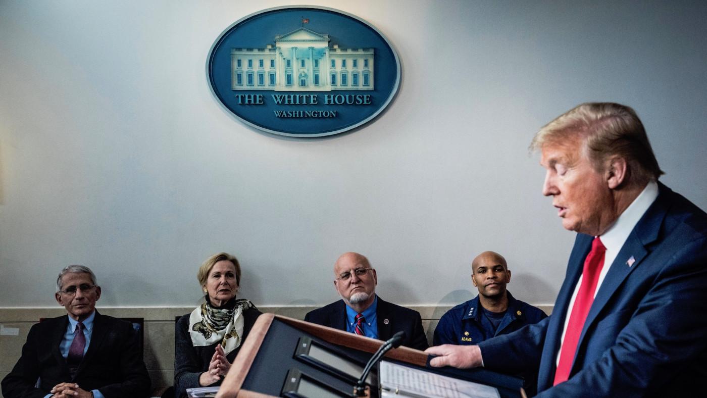 Trump Administration May Dissolve Coronavirus Task Force in Upcoming Weeks