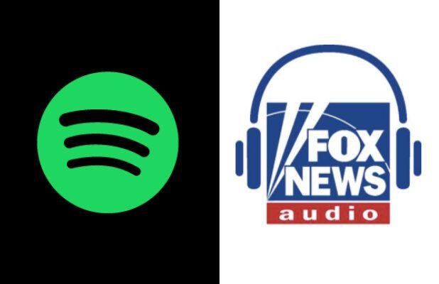 Spotify to Distribute Fox News Media Podcasts
